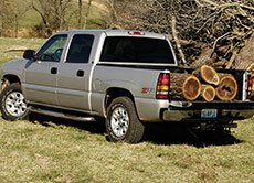 Truck Bedliners for Hauling Wood without Scratching or Denting