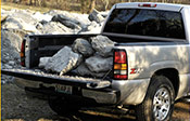 Rugged, heavy-duty truck bed liner protection