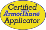 Certified ArmorThane Applicator