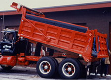 Prevent Rusting and Damage to Dump Truck Beds and Other Equipment