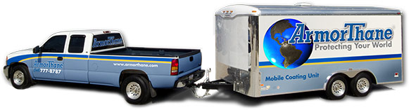 Mobile Coatings Trailers