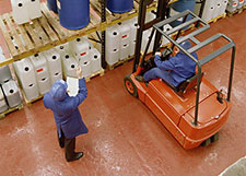 Seal Warehouse Floors to Prevent and Repair Cracks
